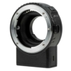 M4/3 Nikon autofókusz adapter