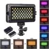VILTROX RB-10 RGB LED fotó video fény