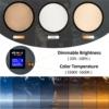 VILTROX VL-300T kamera video LED