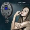 VILTROX VL-300T Fotó Video LED Kör-lámpa - 1450LM 18W 3300K-5600K Ultravékony Kerek kamera fény
