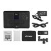 VILTROX VL-D640T Fotó Video LED lámpa - 4400LM 50W 3300K-5600K kamera fény