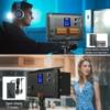 VILTROX VL-D640T LED fotó video fény