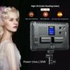 VILTROX VL-D640T kamera fény