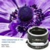 VILTROX Nikon Z6 makro közgyűrű