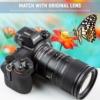 VILTROX Nikon Z5 makro közgyűrű