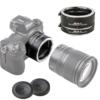 VILTROX Nikon Z50 makro közgyűrű
