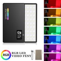 Kamera RGB LED fényforrás
