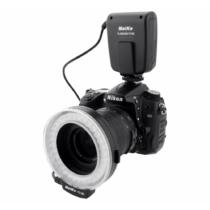 MEIKE univerzális FC110 makro fotós körvaku vaku