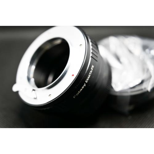 Fujifilm Exakta adapter