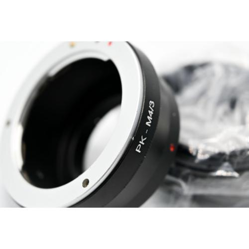 Pentax Micro 4/3 adapter