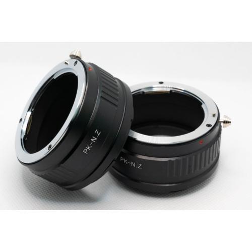 Nikon Z Pentax K adapter