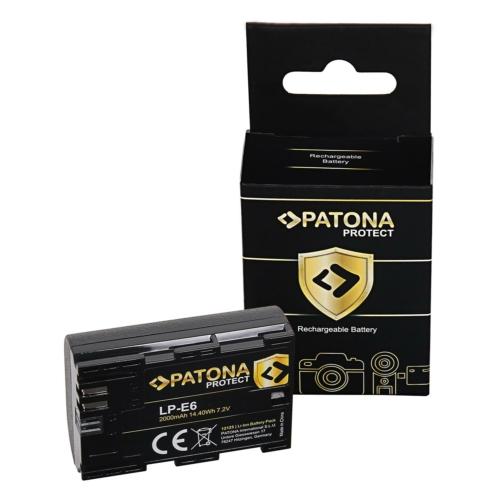 PATONA PROTECT Canon LP-E6 akkumulátor