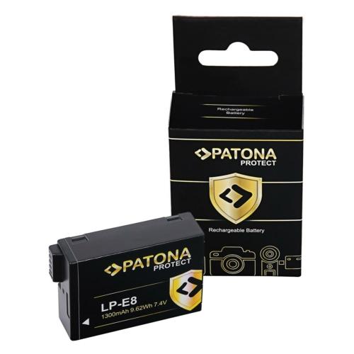 PATONA PROTECT Canon LP-E8 akkumulátor