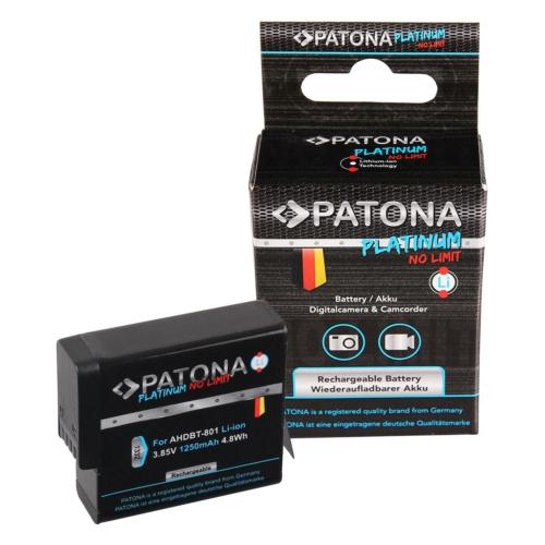 Patona PLATINUM GoPro HERO 8 akkumulátor