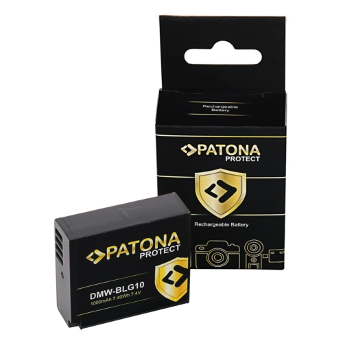 PATONA PROTECT Panasonic DMW-BLG10 akkumulátor