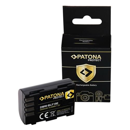PATONA PROTECT Panasonic DMW-BLF19 akkumulátor