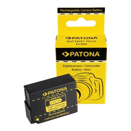 PATONA Panasonic DMW-BLC12 akkumulátor