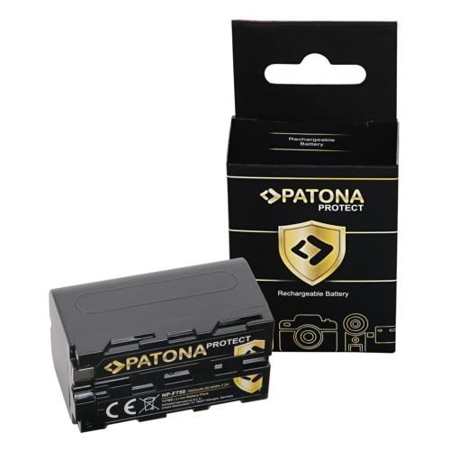 PATONA PROTECT Sony NP-F550 F330 F530 F750 F930 F920 akkumulátor