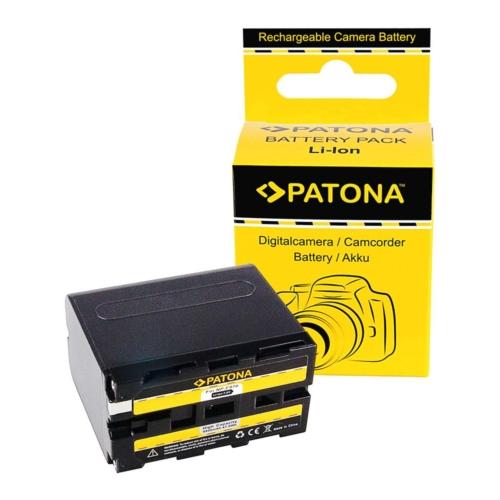 PATONA Sony NP-F970 NP-F960 NP-F950 DCR-VX2100 akkumulátor