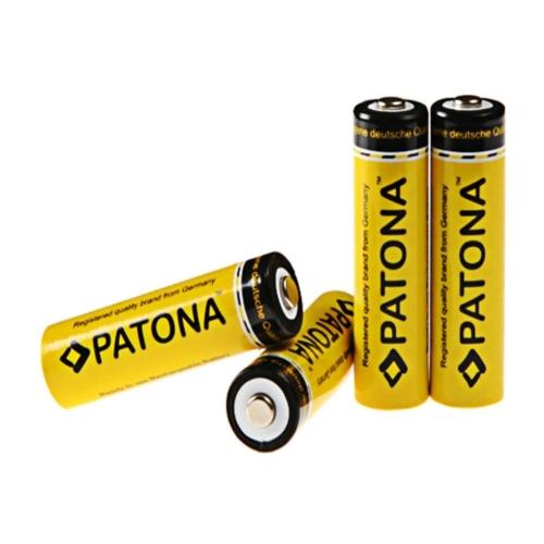 PATONA AA tölthető elem akkumulátor LR6 2450