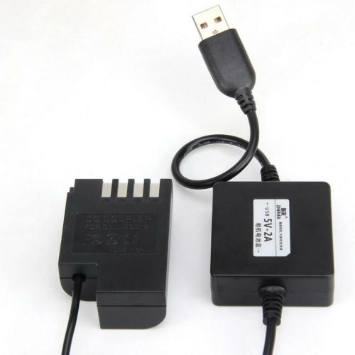 Panasonic BLF19 USB helyettesítő akkumulátor