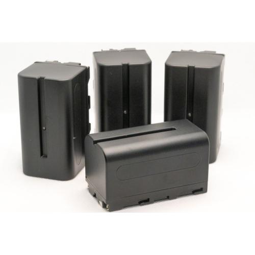 Sony NP F750 akkumulátor