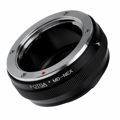Sony E Minolta MD adapter