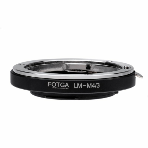 Leica M micro 4/3 adapter