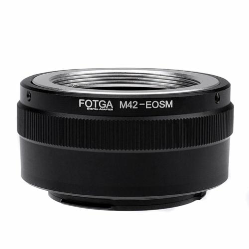 FOTGA Canon EOSM M42 adapter