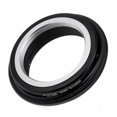 Canon EOSM Leica M39 adapter