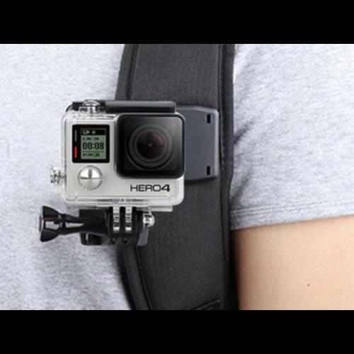 GoPro Hero tartó hátizsák rögzítő klip