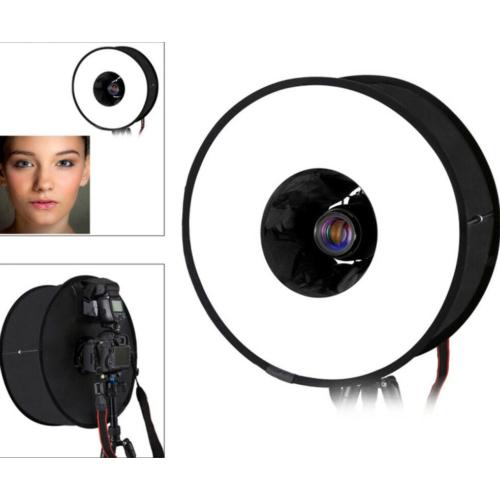 Kamera körsoftbox