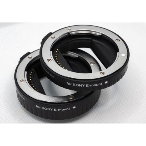 VILTROX Sony E makro közgyűrű