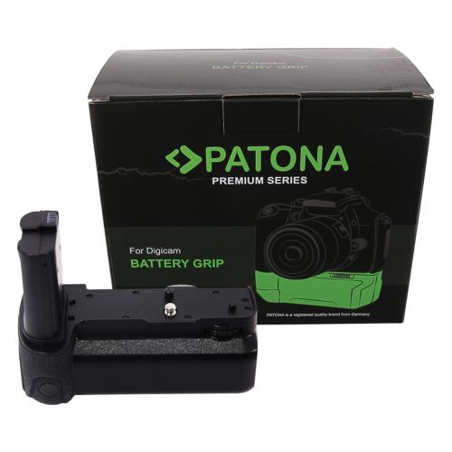 Patona Nikon Z6 portrémarkolat