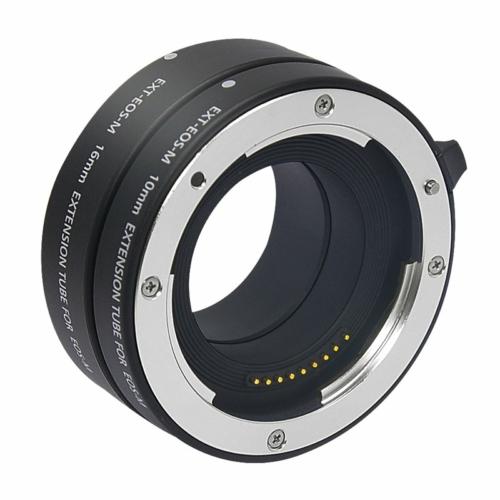 Mcoplus Canon EOS M makro közgyűrű adapter