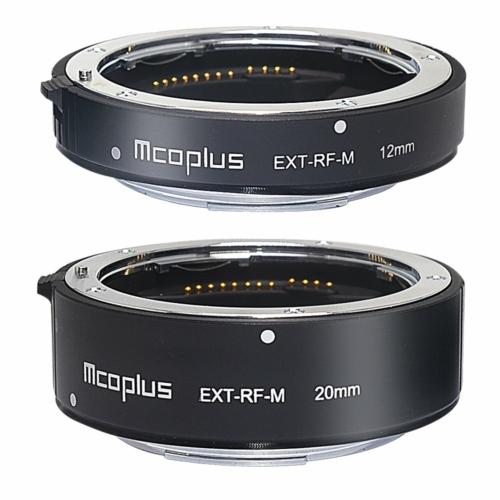 Mcoplus Canon EOS R makro közgyűrű adapter