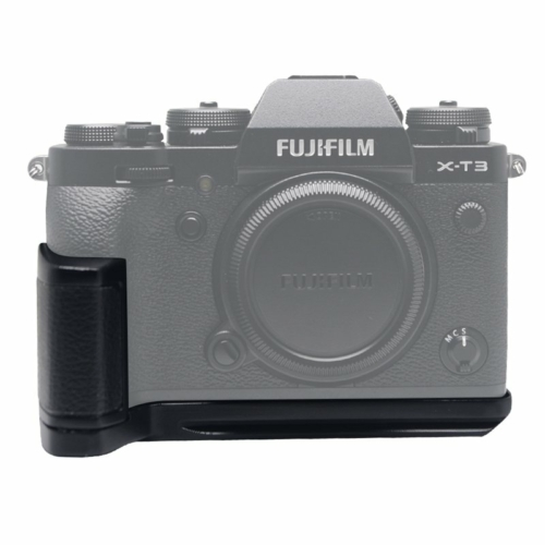Fujifilm X-T3 L bracket markolat