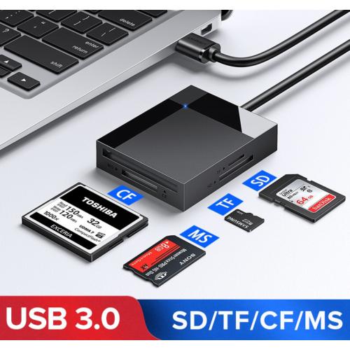 SD MicroSD memóriakártya olvasó