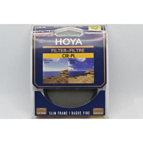 Hoya 62mm polárszűrő