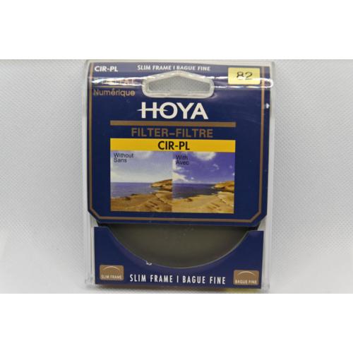Hoya 82mm polárszűrő