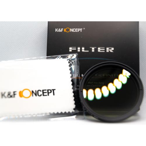 K&F Állítható ND filter 58mm szűrő