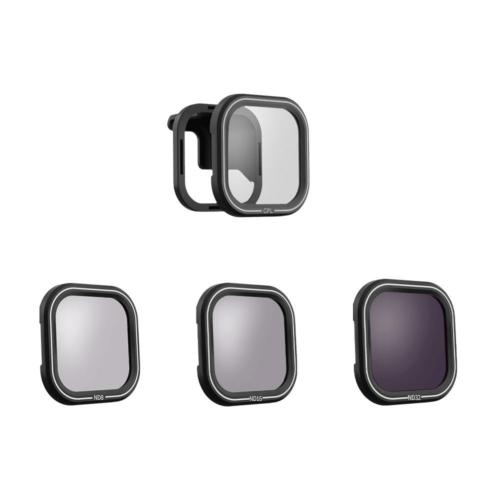 GoPro Hero 8 ND8 ND16 ND32 szűrő filter