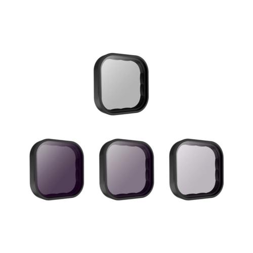 GoPro Hero 9/10 ND8 ND16 ND32 + CPL Polár szűrő filter - GoPro Hero9 Hero10 ND + Polarizált szűrő