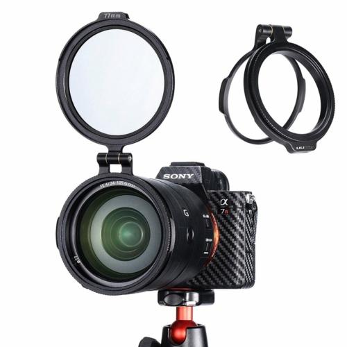 UURig Felhajtható Szűrő Tartókonzol - 58mm Filter Adapter