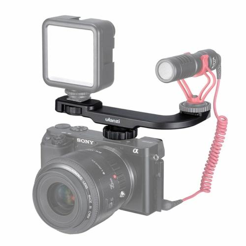 Ulanzi PT-8 Vakupapucs Hot Shoe tartókonzol kamerára