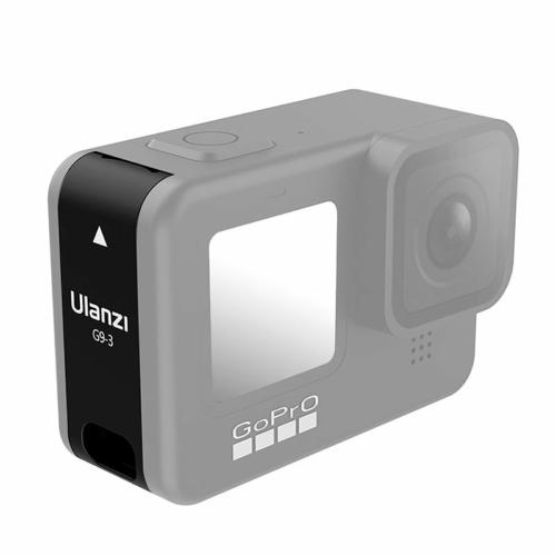 GoPro Hero 9 Akkumulátor csere ajtó