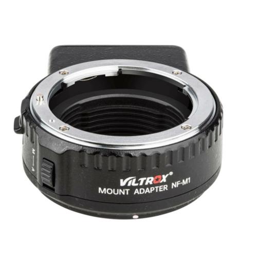 Viltrox Nikon Micro 4/3 adapter