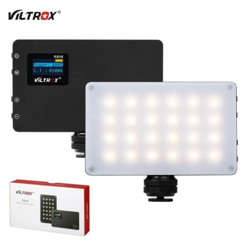 VILTROX RB-08 Fotó Video Mini-LED lámpa