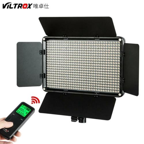 VILTROX VL-D640T Fotó Video LED lámpa