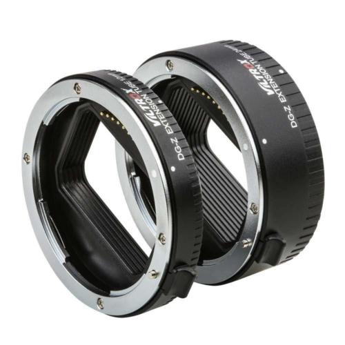 VILTROX Nikon Z-mount makro közgyűrű